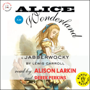 Alice in Wonderland audiobook
