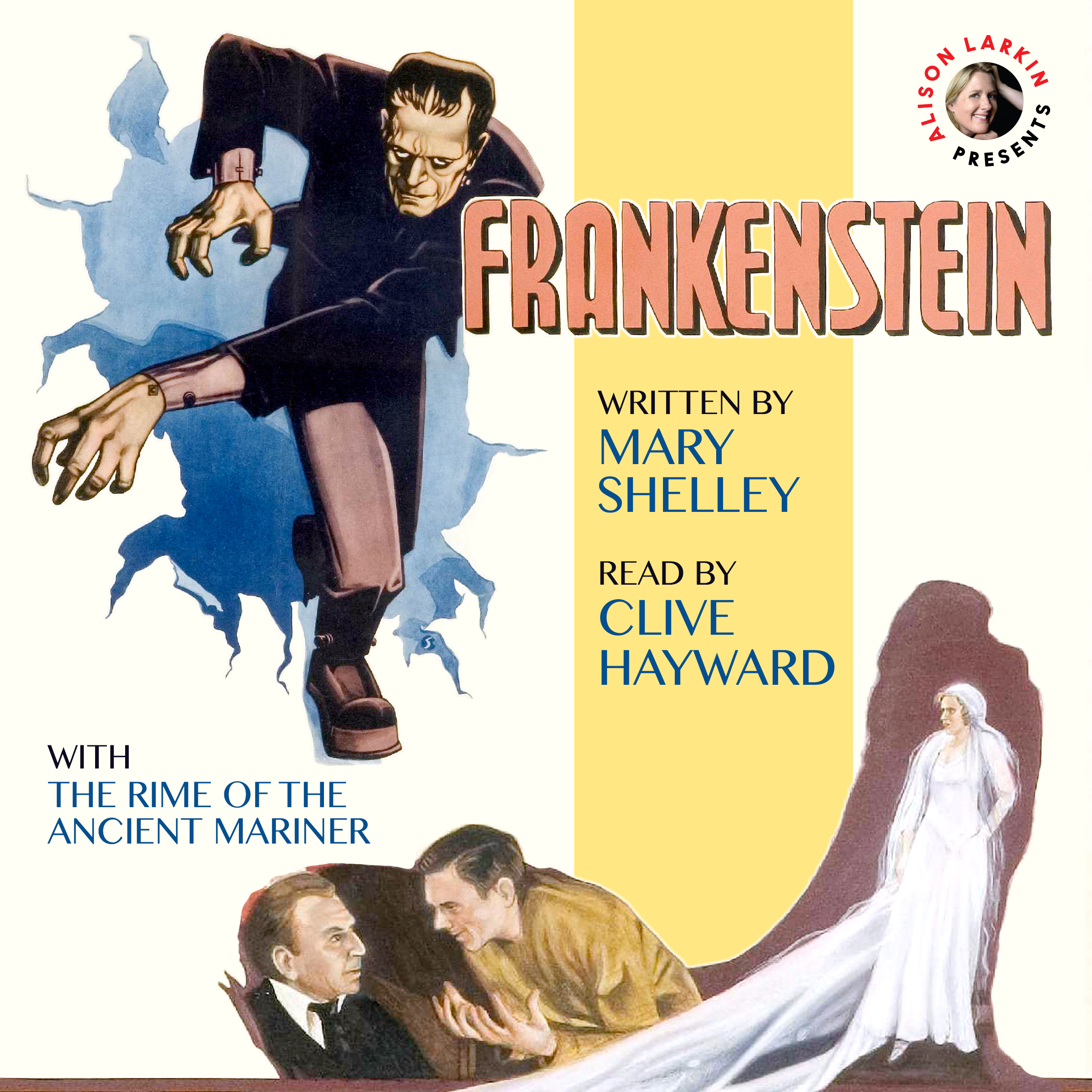 Frankenstein and the Rime of the Ancient Marriner
